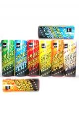 Цветной дым - комплект из 8 штук (Польша, 40 секунд)