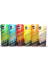 Цветной дым - комплект из 6 штук (Польша, 40 секунд)